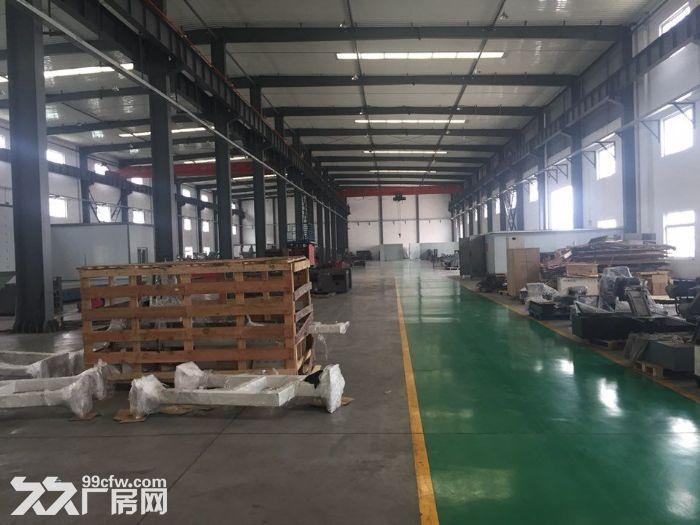 出租津南3744平米厂房+1000平米办公住宿-图(6)