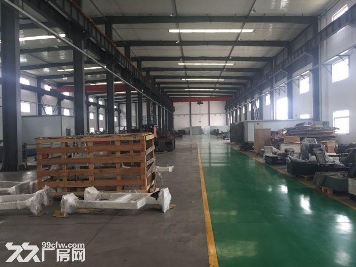 出租津南3744平米厂房+1000平米办公住宿-图(7)