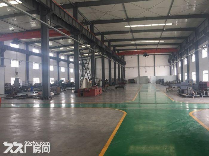 津南咸水沽3744平米厂房+1000平米办公住宿出租-图(2)