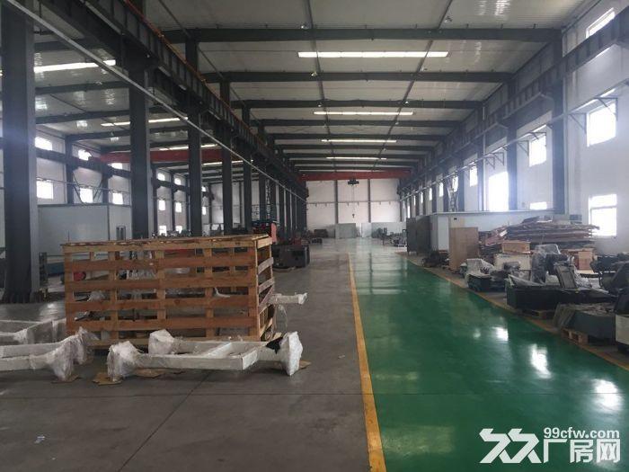津南咸水沽3744平米厂房+1000平米办公住宿出租-图(5)
