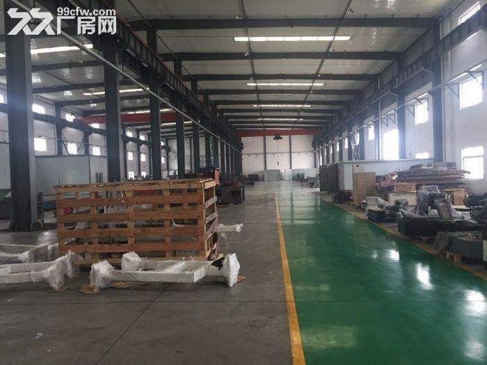 津南咸水沽3744平米厂房+1000平米办公住宿出租-图(4)