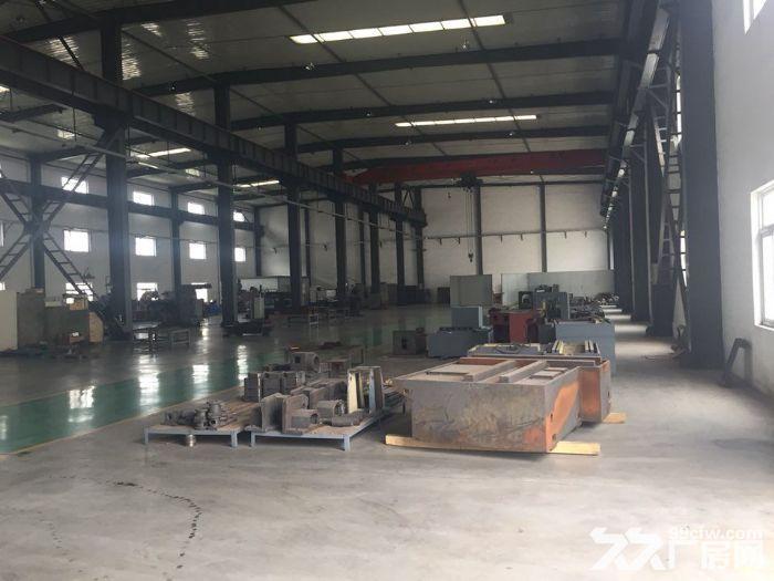 津南咸水沽3744平米厂房+1000平米办公住宿出租-图(3)