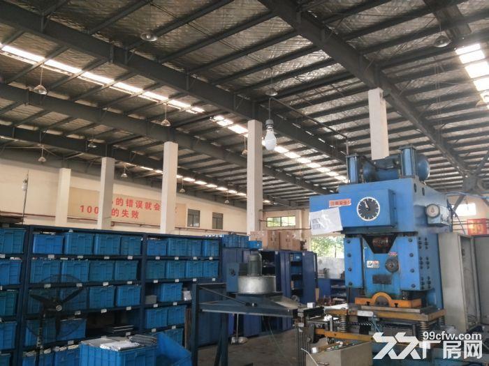 惠山堰桥10000平独栋机械厂房,豪华气派外企之选-图(4)