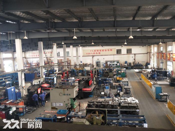 惠山堰桥10000平独栋机械厂房,豪华气派外企之选-图(5)