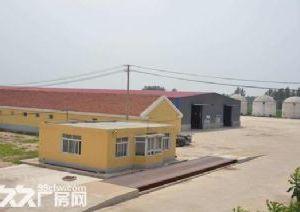 土地面积超过60000平方米,新建罩棚(钢结构)3065平方米