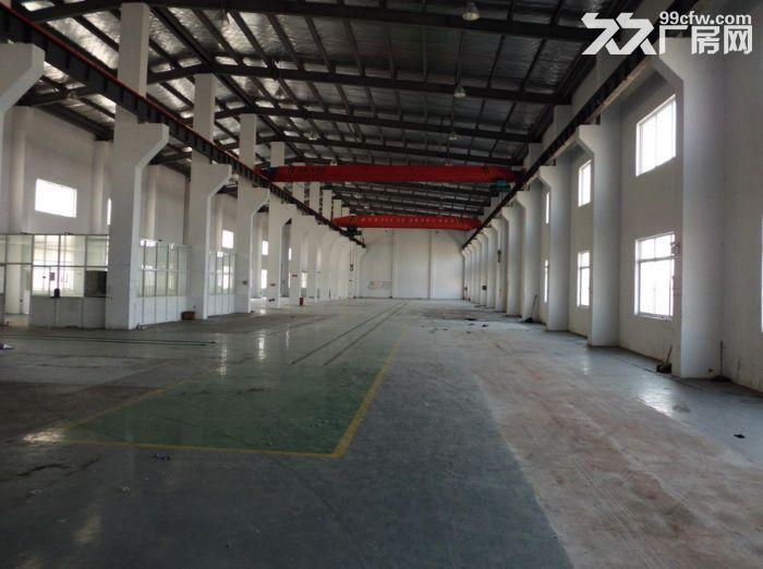 新区梅村新友北路旁7000平米机械厂房可分租-图(1)