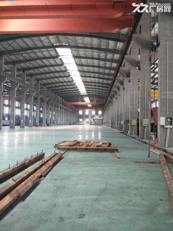 祝塘17500平独门独院新建机械厂房,用料很讲究-图(3)