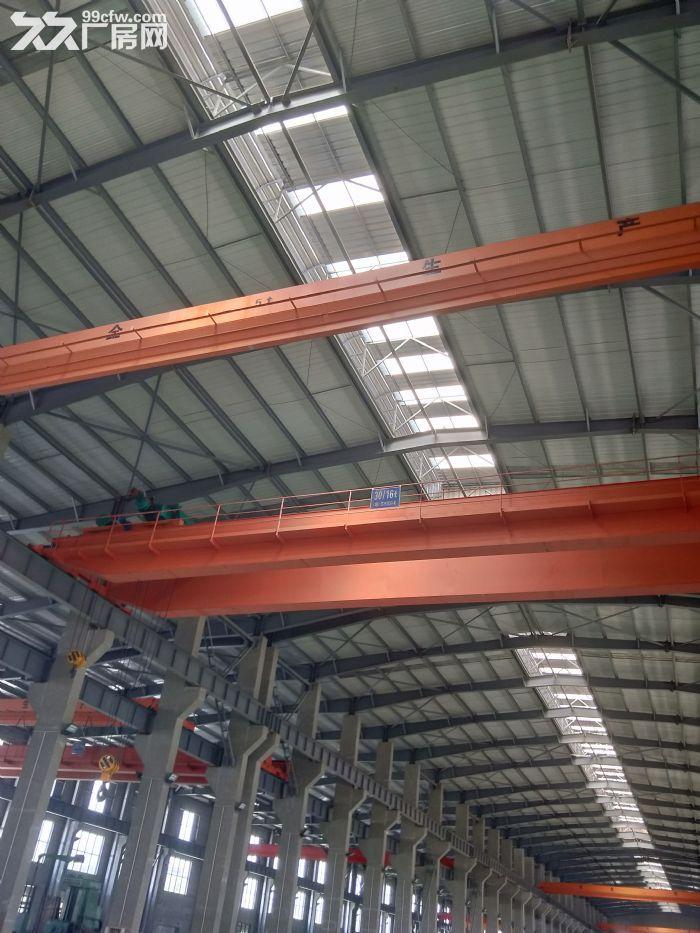 祝塘17500平独门独院新建机械厂房,用料很讲究-图(4)
