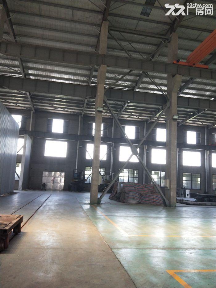祝塘17500平独门独院新建机械厂房,用料很讲究-图(5)