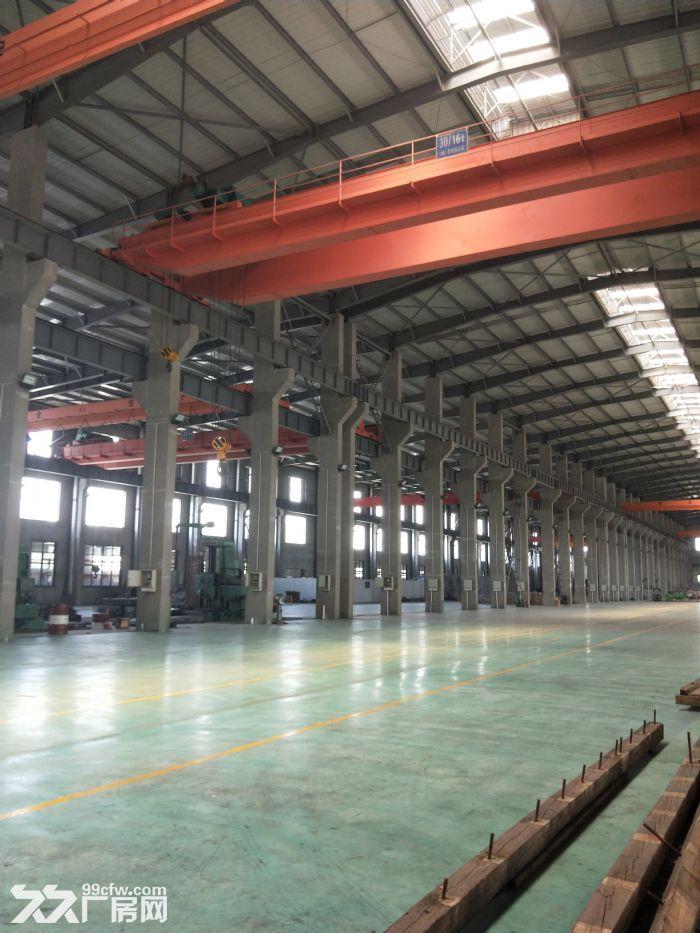 祝塘17500平独门独院新建机械厂房,用料很讲究-图(6)