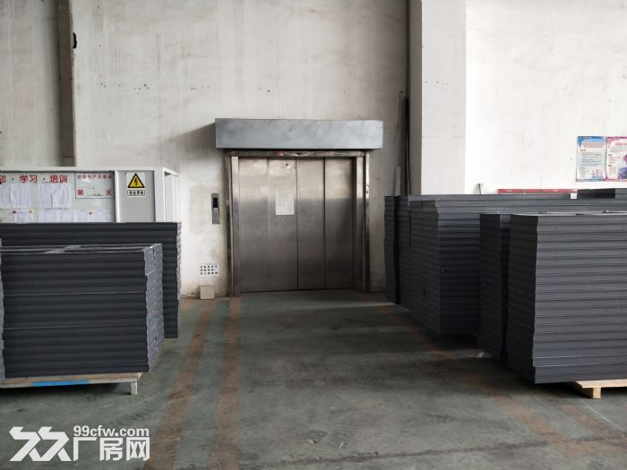 新区旺庄5000平独门独院机械厂房可分租,炒鸡豪华-图(5)