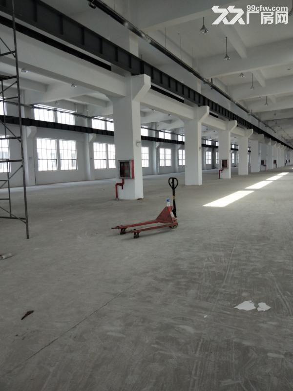 新区梅村2300平全新机械厂房,位置特好形象美观-图(1)