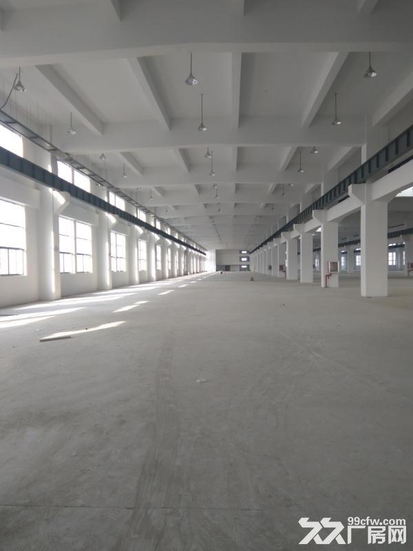 新区梅村2300平全新机械厂房,位置特好形象美观-图(4)