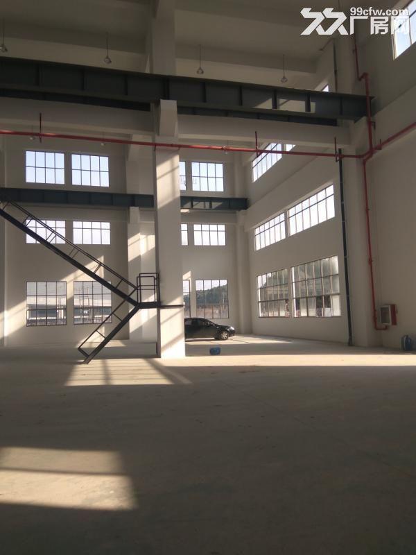 新区梅村2300平全新机械厂房,位置特好形象美观-图(3)