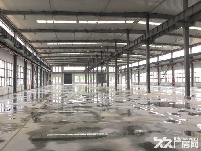 标准化厂房拎包入驻可租可售五十年产权-图(4)