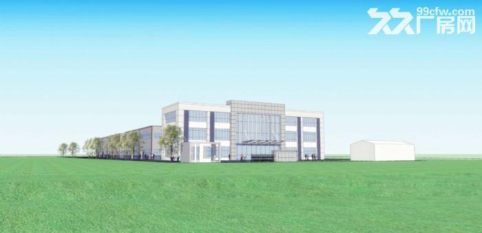 晋中榆次8373㎡框架结构厂房出租层高8米配电容量141千伏安-图(1)