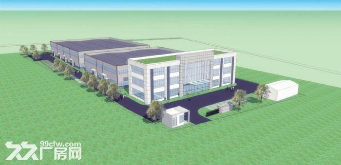 晋中榆次8373㎡框架结构厂房出租层高8米配电容量141千伏安-图(2)