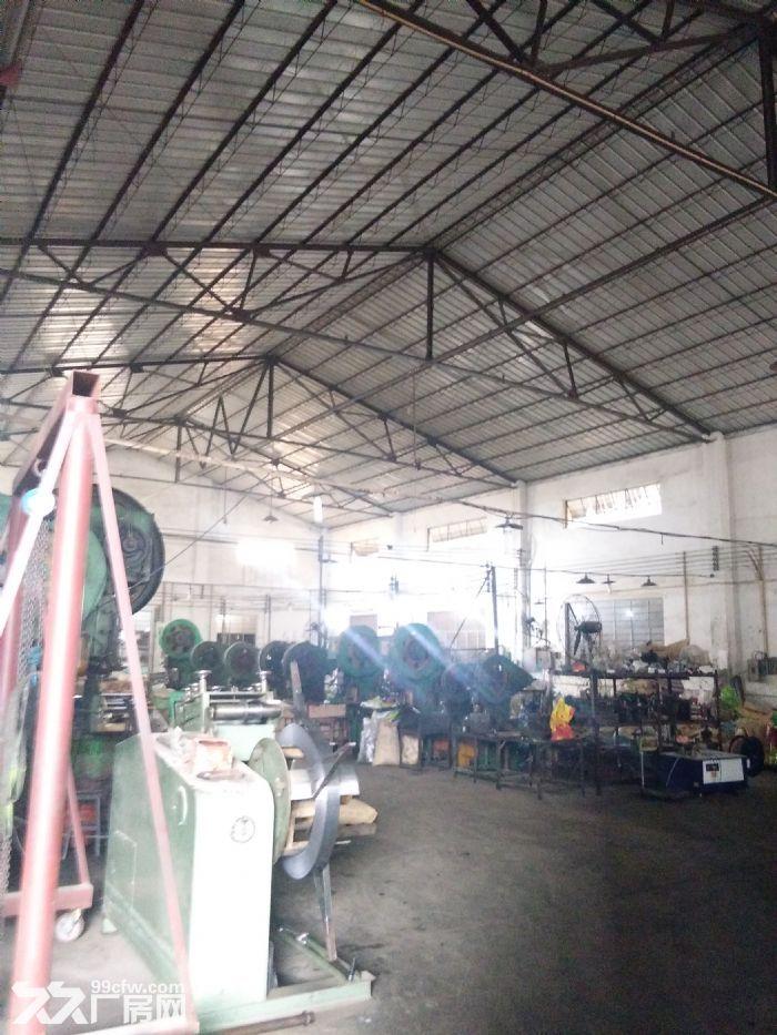 现有位于小榄镇绩东一永安工业区内一座仓库招租,面积540平方,交通方便,价格平宜-图(1)