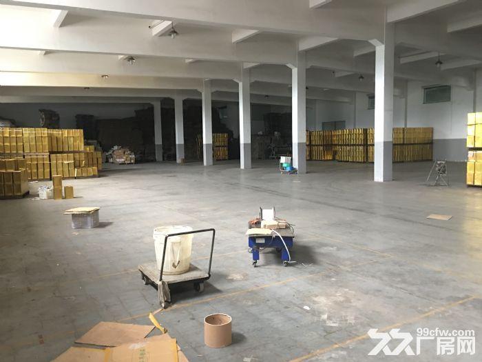 龙观乡占地40亩左右厂房8栋多框架砖混钢结构都有看厂看地方便-图(2)