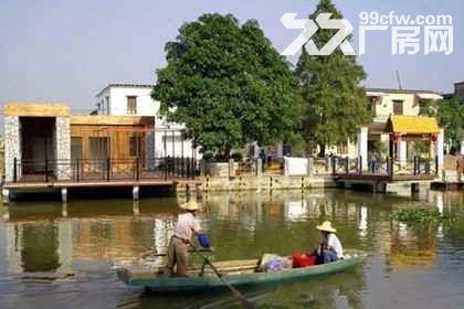珠海大桥西灯笼路口400平河边住宅用地仅350万可办证-图(1)