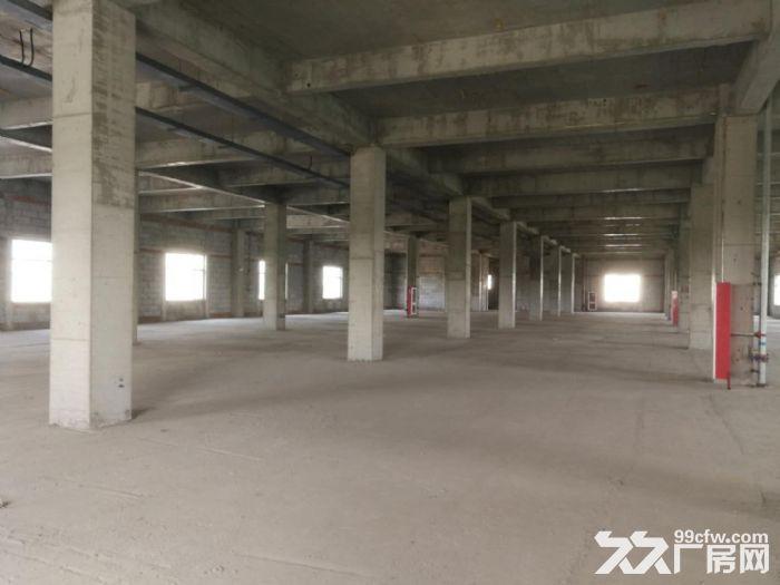 出租!津南八里台三层独栋厂房面积5377平米可办环评-图(1)