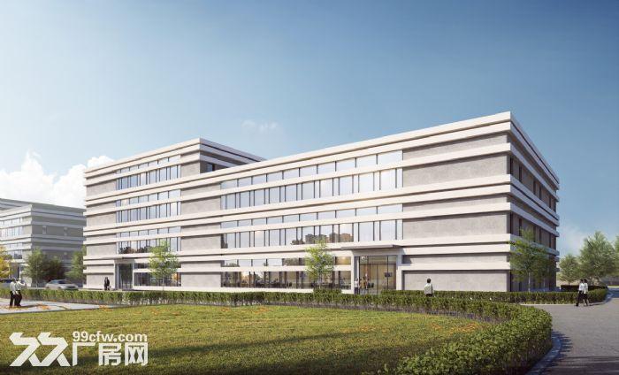青岛红岛标准厂房出售多面积可选双证大产权可按揭-图(7)