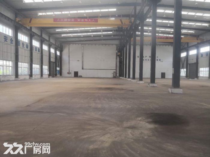 武汉市江岸区三环内8000平米厂房出租丨四环边上-图(1)