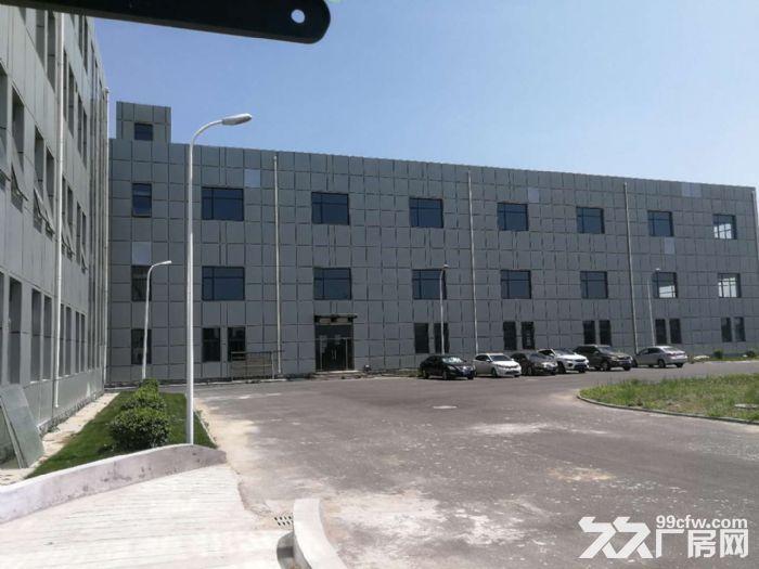 出租津南八里台5400平米独栋厂房独门独院手续齐全-图(1)