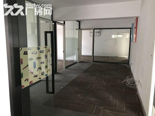 青浦工业园独门独院单层火车头式104绿证1650平厂房出租-图(3)