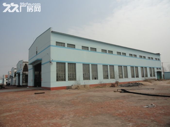 整体出租、转让大型机械制造厂区40亩-图(5)