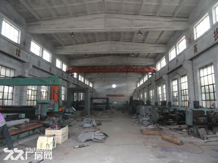 整体出租、转让机械加工制造厂区40亩-图(7)