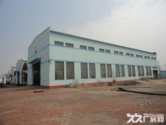 廉价整体出租、转让机械加工厂区40亩-图(5)