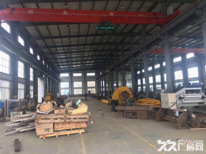 新北区春江镇8000方独门独院标准机械厂房出租-图(1)