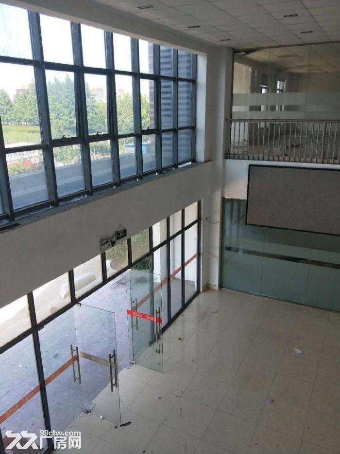 无中介费高新区科技城可环评仓储独栋双层高标准厂房先到先得,可分割-图(1)