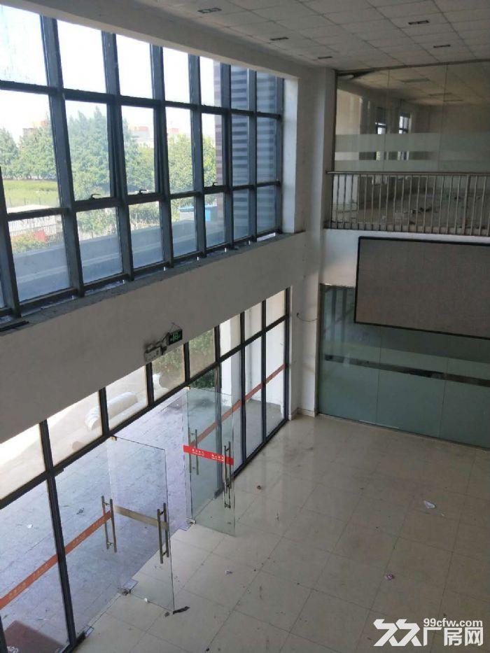 无中介费高新区科技城可环评仓储独栋双层高标准厂房先到先得,可分割-图(3)