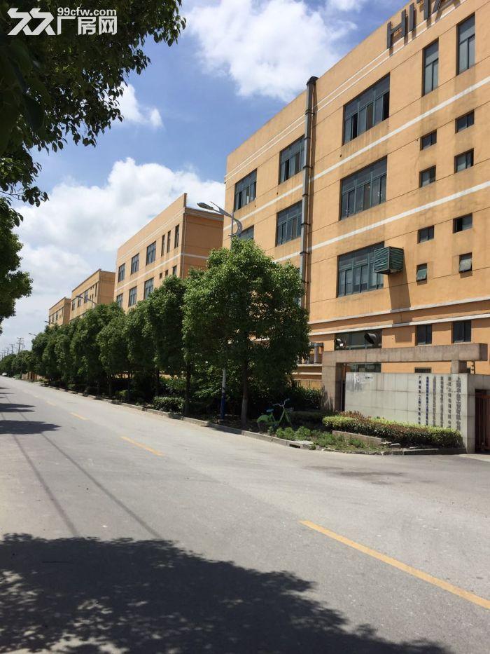 原房东无公摊,租金1.3元含税和物业费,面积2700平方一楼厂房仓库,可分割-图(2)