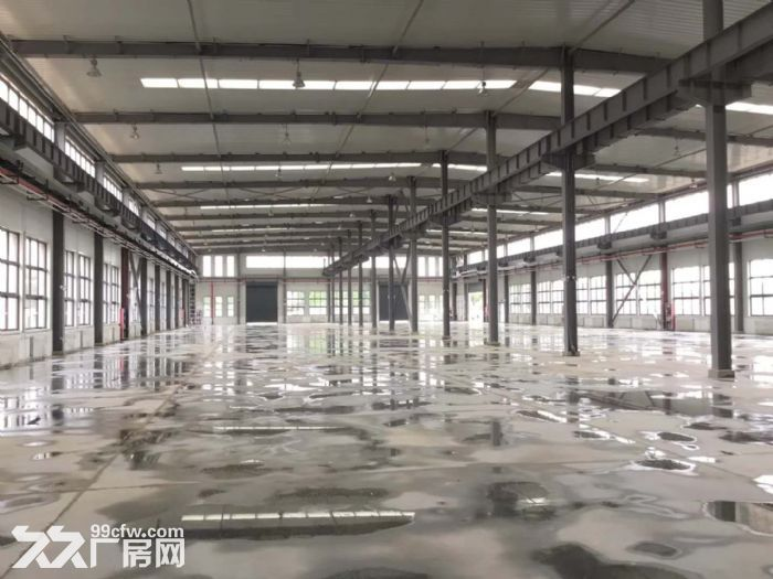 蔡家坡百万平米标准化厂房仓储物流区可租可售50年产权-图(1)