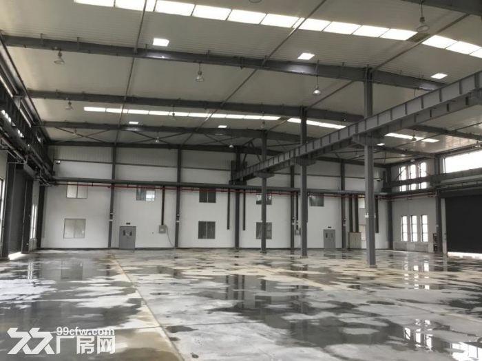 蔡家坡百万平米标准化厂房仓储物流区可租可售50年产权-图(3)
