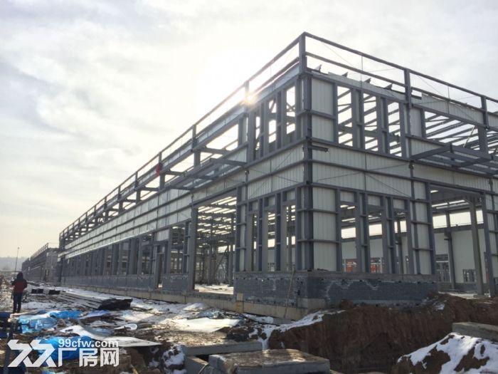 蔡家坡百万平米标准化厂房仓储物流区可租可售50年产权-图(2)