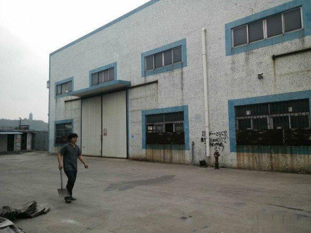 (出租)中山市阜沙镇独门独院单一层2500方厂房高10米-图(1)
