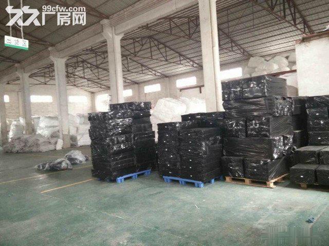 (出租)中山市阜沙镇独门独院单一层2500方厂房高10米-图(2)