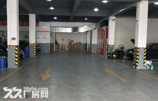 枋湖工业小区厂房出租2楼350平3楼1150平-图(1)