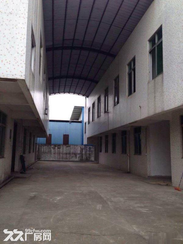 (出租)中山东升镇独门独院厂房2层出租现成办公、宿舍、食堂-图(2)