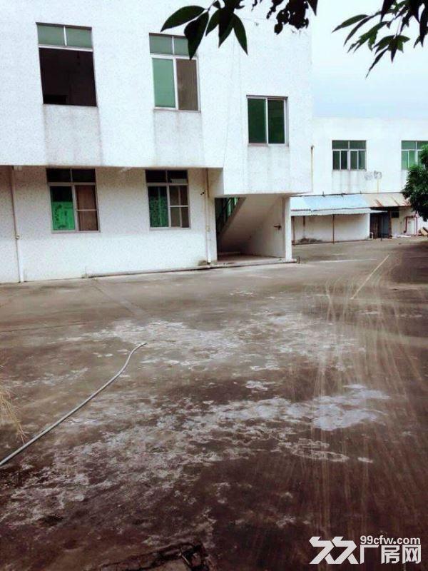 (出租)中山东升镇独门独院厂房2层出租现成办公、宿舍、食堂-图(5)