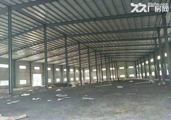 中山市三乡镇新圩村钢构单一层2000平方厂房出租-图(1)