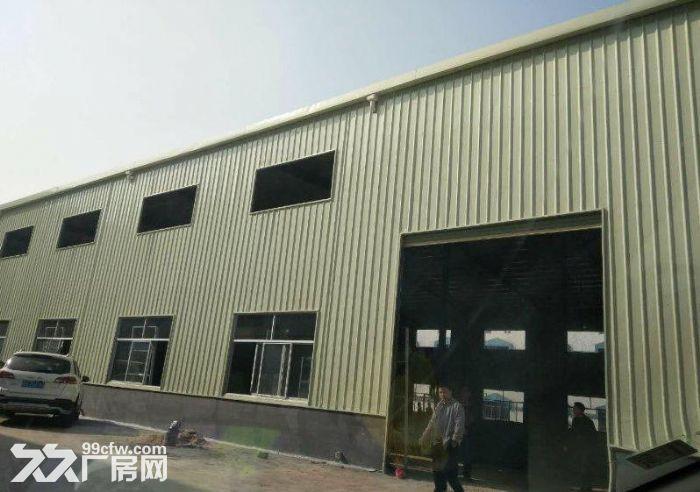 中山市三乡镇新圩村钢构单一层2000平方厂房出租-图(3)
