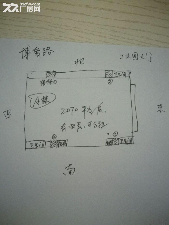 张家边博爱路厂房8400平米-图(2)