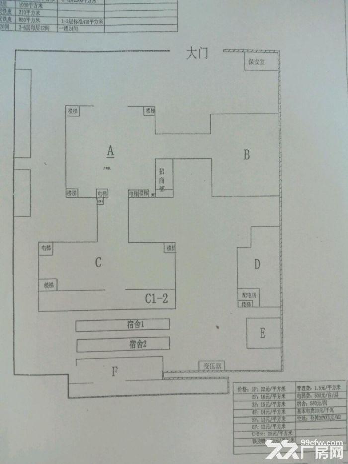 张家边博爱路厂房8400平米-图(3)