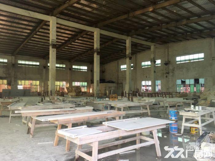 沥林高速路口单层钢构厂房3300平米出租-图(2)