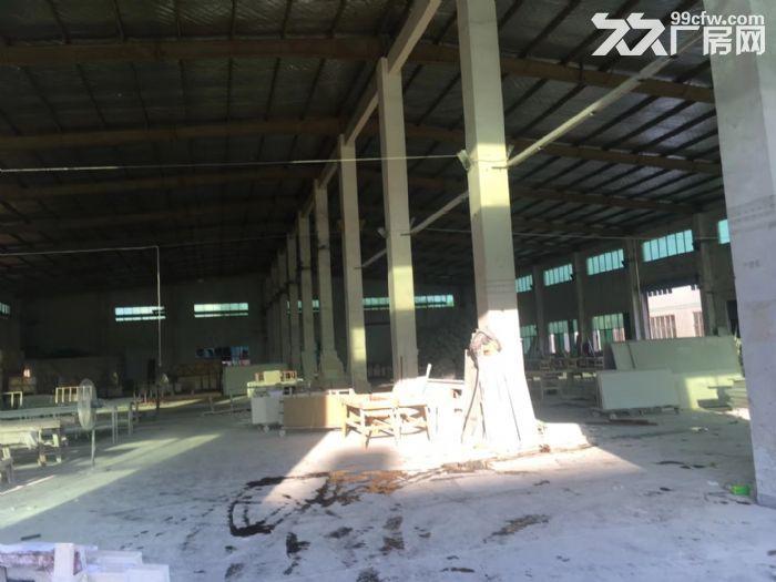 沥林高速路口单层钢构厂房3300平米出租-图(5)